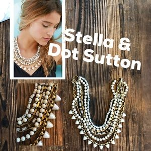 Stella & Dot Sutton Necklace 7 in 1